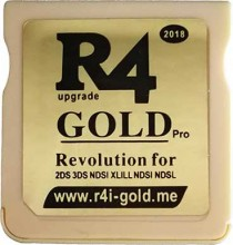 R4 Gold PRO 2018 Edition - on sale