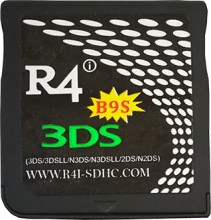 R4 B9S 3DS Flash Kit