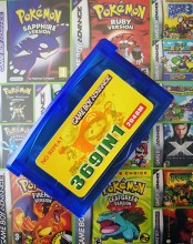369in1 gba flash cart