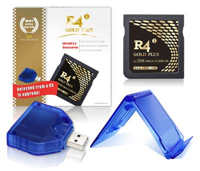 R4i GOLD PLUS, enhanced best r4 card for gaming and firmware